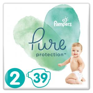 PAMPERS PURE PROTECTION PELENE VEL. 2