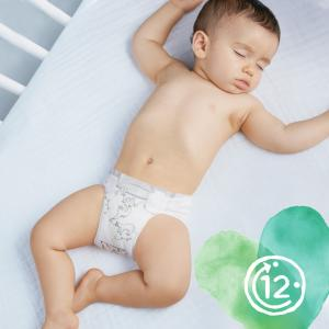 PAMPERS PURE PROTECTION PELENE VEL. 3