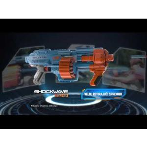 Nerf Elite Shockwave RD 15