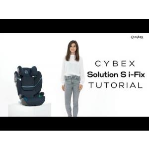 Cybex autosjedalica grupa 2/3 Solution S i-Fix